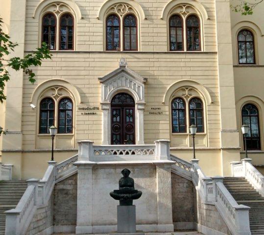 SVEUCILISTE U ZAGREBU – PRAVNI FAKULTET – Croatia