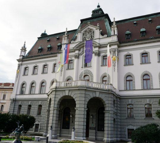 UNIVERZA V LJUBLJANI – Slovenia
